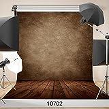 WOLADA 10X10ft Retro Abstract Photography Background Thin Vinyl Vintage Photo Backdrop Studio Props 10702