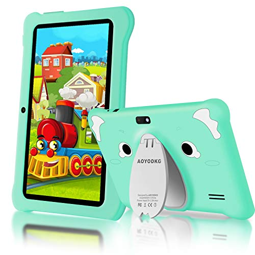 🥇 AOYODKG A40 Tablet para Niños Android 9.0