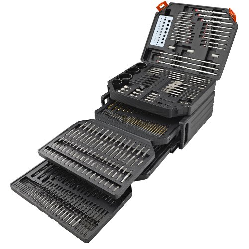 Affinity Portamate PM-1300 Drill Bit Set, 300-Pack