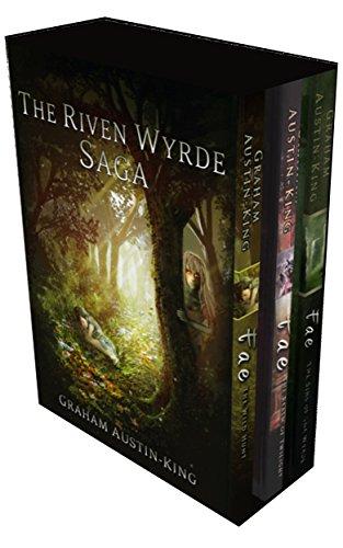 The Riven Wyrde Saga : Omnibus edition