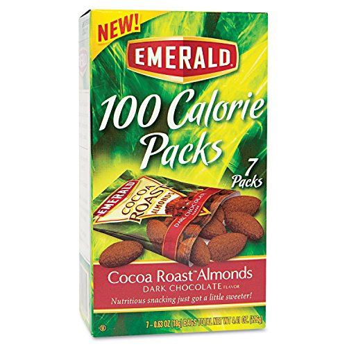 Emerald 84325 100 Calorie Pack Chocolate Cocoa Roast