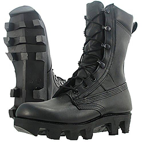 Wellco B213 Mens Black Blast & Mine Kevlar Combat Boot 9 E Us