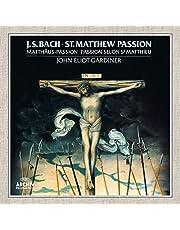 Bach: St. Matthew Passion, BWV 244 (3LP Vinyl)