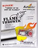 AutoLoc Power Accessories 9647 Dual Exhaust Flame Thrower Kit