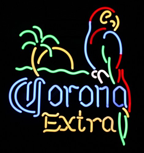 Corona Extra Beer Neon Light Sign-28 X 24 by Summerfield