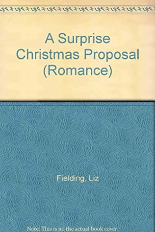 book cover of A Surprise Christmas Proposal
