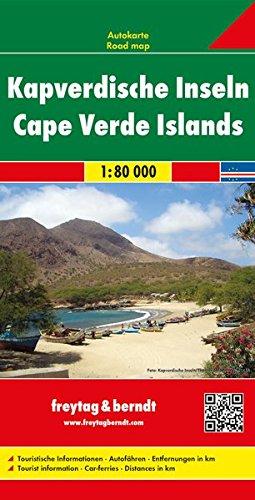 Cape Verde Islands by Freytag & Berndt