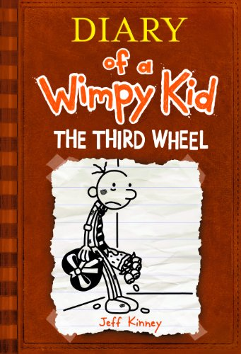 Diary of a Wimpy Kid: The Third Wheel by Jeff Kinne