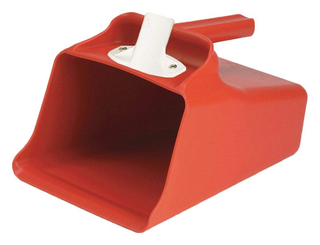 Mega Scoop, 9Wx11L, Red by Remco