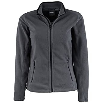 Tee Jays Womens/Ladies Full Zip Active Lightweight Fleece Jacket