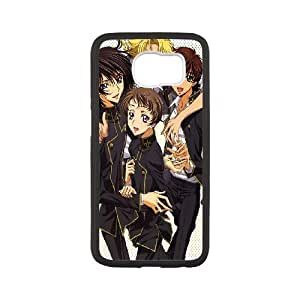 Code Geass Samsung Galaxy S6 Cell Phone Case White as a gift V2088430