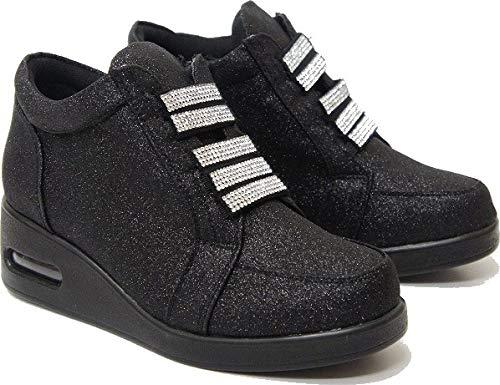 [해외]여성 구두 단 화 숏 부츠 플랫폼 슈즈 ウエッジ 힐 ポポラ?レ dypos362021 / Women`s Shoes Shoes Short Boots Thick Bottom Wedge Heel Popolare dypos362021