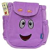 Nick Jr. Dora the Explorer Purple Plush Rescue Backpack