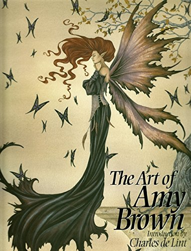 Read Online The Art of Amy Brown (Bk. 1) ebook