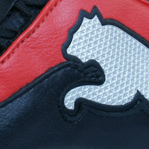 PUMA PWR C 2,10 Synth. Gazon RougeNoir Taille 36: