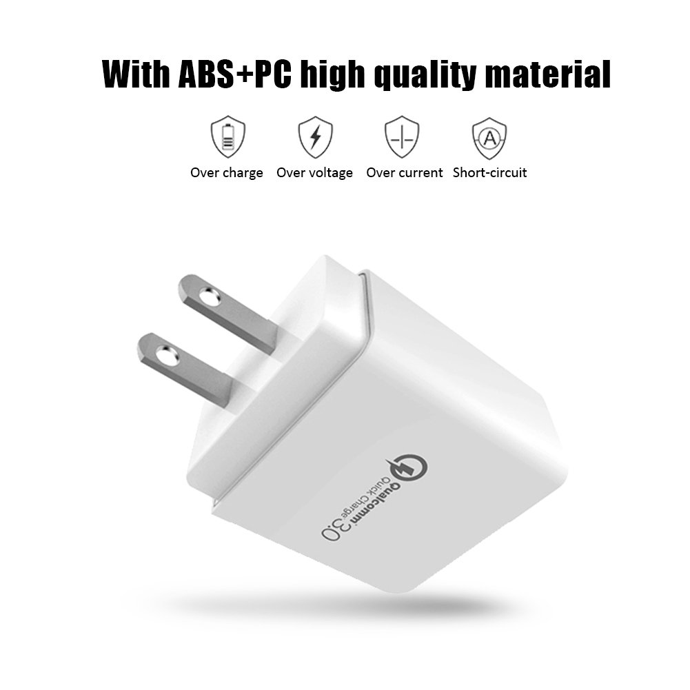 Quick Charge 3018w Usb Wall Chargersdhows Travel The Circuit Adapter Mobile Phones Phone Battery Charger Plug Fast Ac Power Qualcomm Qc 30 For Samsung Galaxy S7 S6 Note