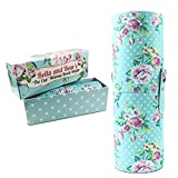 Makeup Brush Holder by Bella and Bear - Perfect as a travel holder and as a decorative addition to your vanity