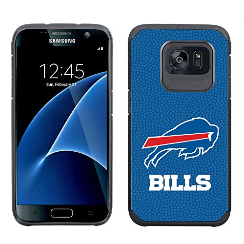 NFL Buffalo Bills True Grip Football Pebble Grain Feel Samsung Galaxy S7 Case