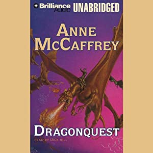 Dragonquest: Dragonriders of Pern Audiobook