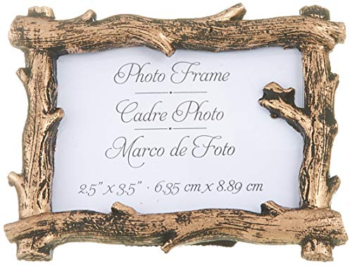 Silver Resin Place Card Frame - Kate Aspen