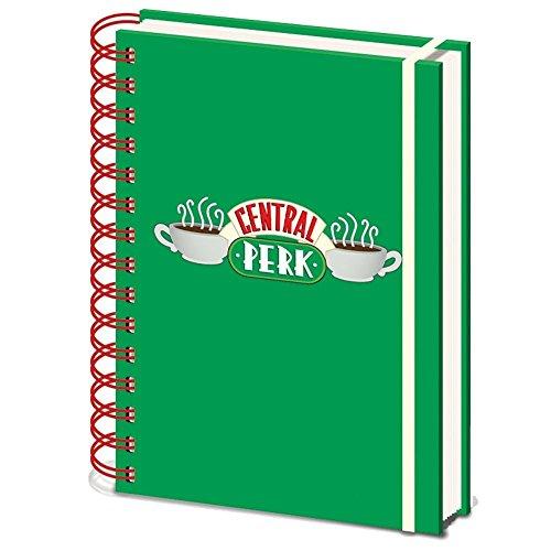 Friends A5  Central Perk  Notebook