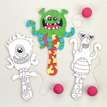 Paletas de Monstruos alienígenas para Colorear a Precios de ganga ...