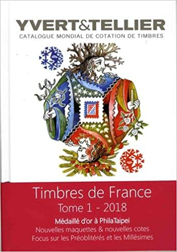 Amazonfr Catalogue Yvert Tellier De Timbres Poste Tome 1