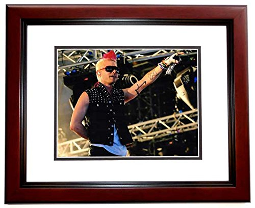 Jared Leto Signed - Autographed 30 Seconds to Mars Lead Singer - Actor 11x14 inch Photo MAHOGANY CUSTOM FRAME