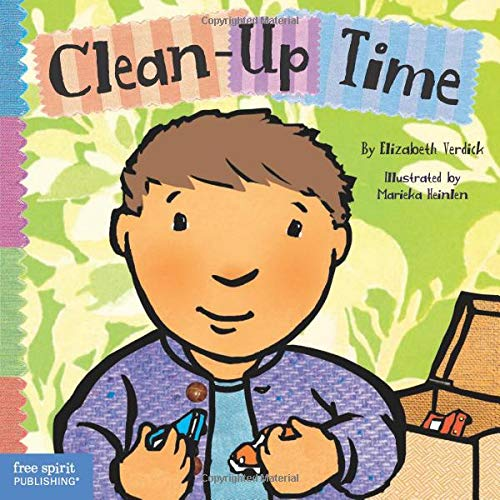 (Clean-Up Time (Toddler Tools))