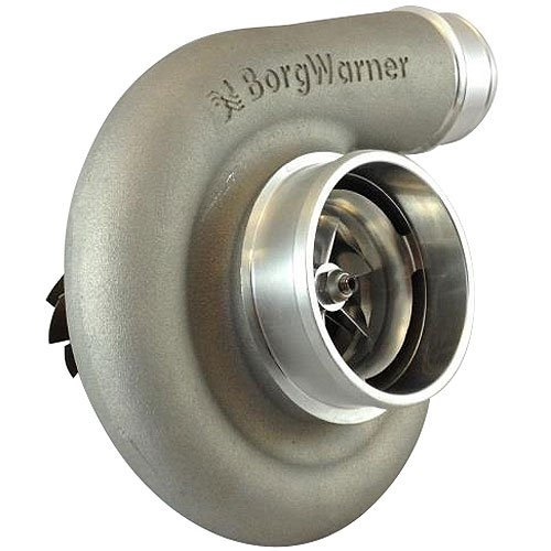BorgWarner 13009097051 Super Core Assembly SX-E S300SX-E 9180 (69mm Ind. / 91mm Exd.) ()