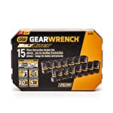 """GEARWRENCH 15 Pc. 1/4"""" & 3/8"""" Drive Bolt Biter"""