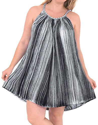Beachwear Da Progettista Delle Bagno La Copertura Costume Pianura Up Bikini l299 Costumi Leela Donne Sundress Nero gFnqR8v