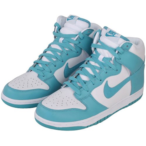 Nike Air Max 1, Chaussures de Running Compétition Homme Multicolore (White/Gym Blue-light 102)