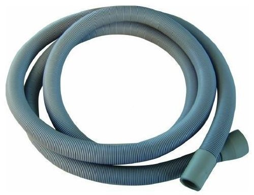 Extra Long 3.5m Length Universal Drain Hose For Washing Machine, Dishwasher & Other Applications, 2 Outlets 22mm & 29mm Bore - Please Check Pump Outlet Size. [Energy Class A+++] UN3767