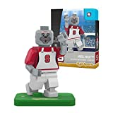 NCAA North Carolina State Wolfpack Mrs. Wuf Mascot Gen 2 Mini Figure, Small, Black