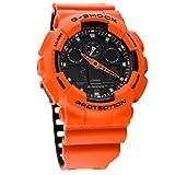 G-Shock GA-100 Military Series Watches - Orange / One Size
