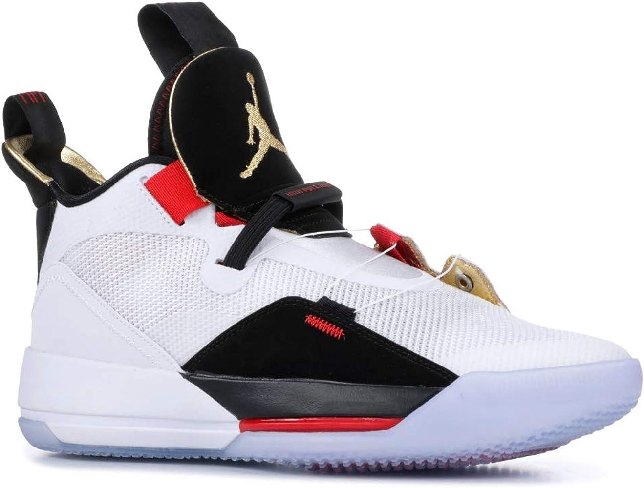 Nike Air Jordan XXXIII, Zapatillas de Baloncesto para Hombre ...