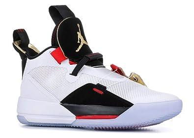 new concept 314e5 6311d Nike Air Jordan Xxxiii, Chaussures de Basketball Homme  Amazon.fr  Chaussures  et Sacs