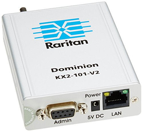 1USER 1SERVER KVM Over Ip Supports Virtual Media by Raritan