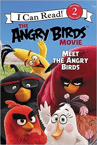 Amazon com: The Angry Birds Movie: Meet the Angry Birds (I