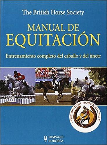 Book Manual de Equitacion
