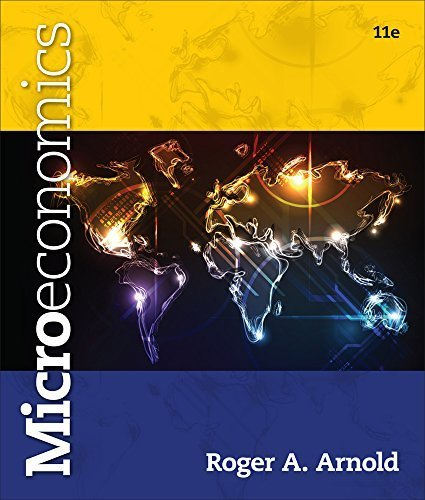 Microeconomics (with Videos: Office Hours Printed Access Card) 11th edition by Arnold, Roger A. (2013) Paperback