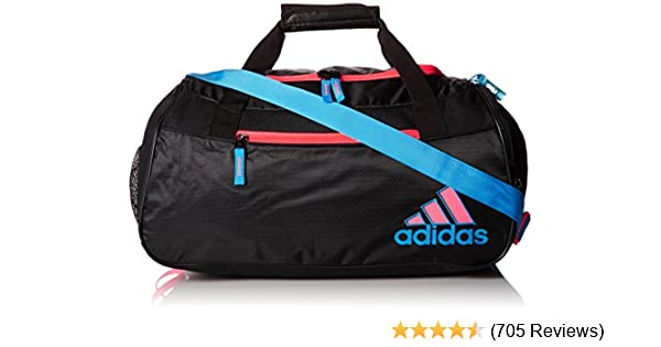 50c6534204c5 Amazon.com  Adidas Squad III Duffel Bag  Sports   Outdoors