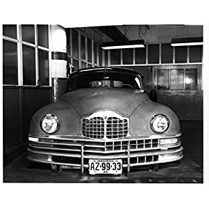 1948 Packard Custom Eight Automobile Photo Poster