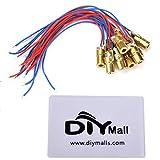 Laser Head Diode Dot Module WL Red mini 650nm 6mm 3V 5mW 10PCS