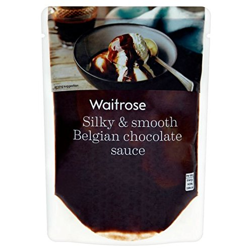 Salsa de Chocolate Belga Waitrose 300g: Amazon.es: Alimentación y bebidas