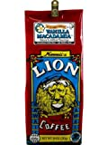 Hawaiian Value Pack Lion Coffee Ground Vanilla Macadamia 4 Bags