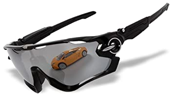 4 Linsen Chrom Iridium Switchlock Polierte Rahmen Original Polarisierte Sport Sonnenbrillen (JB) (JB03) rRi9DC0