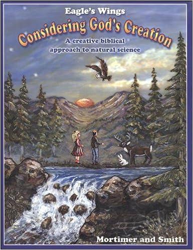 Considering God's Creation Student Book: 9781931292160: Amazon.com ...