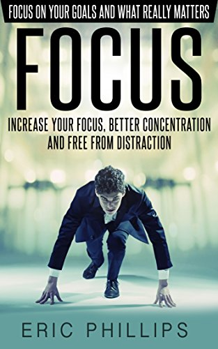Focus Increase Concentration Distraction Attention ebook product image